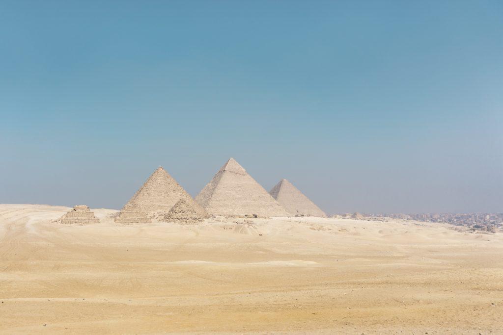 Drohnen in Ägypten