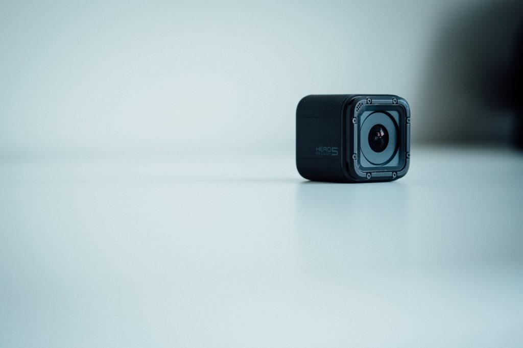 GoPro Befestigung