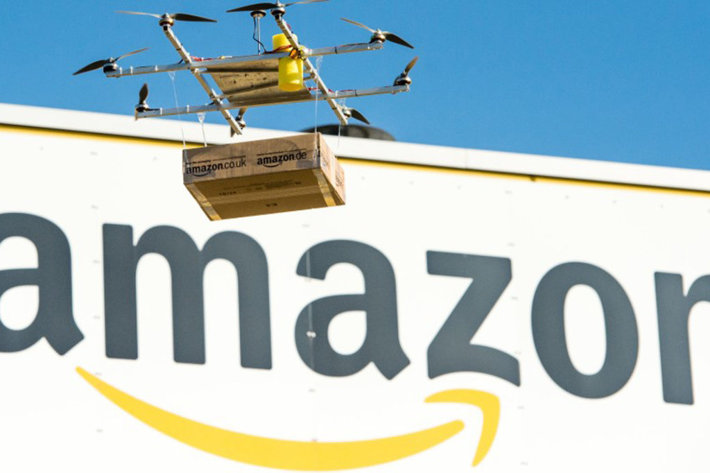 Drohnen bei Amazon kaufen?