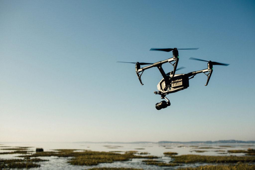 Geld verdienen mit Drohnenvideos
